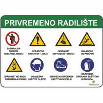 Znakovi za radilišta