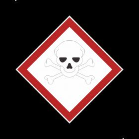 GHS - 06 Mrtvačka glava s prekriženim kostima