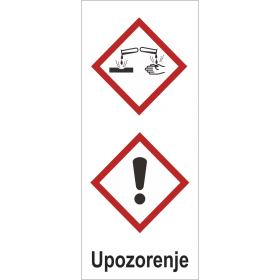 Upozorenje - GHS-025