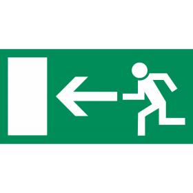Smjer evakuacije - lijevo IN020