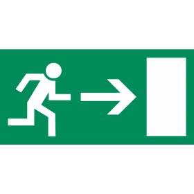 Smjer evakuacije - desno IN024