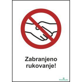 Zabranjeno rukovanje